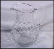#60409 - Crystal Water Pitcher