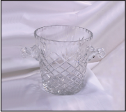 #60410 - Medallion Ice Bucket