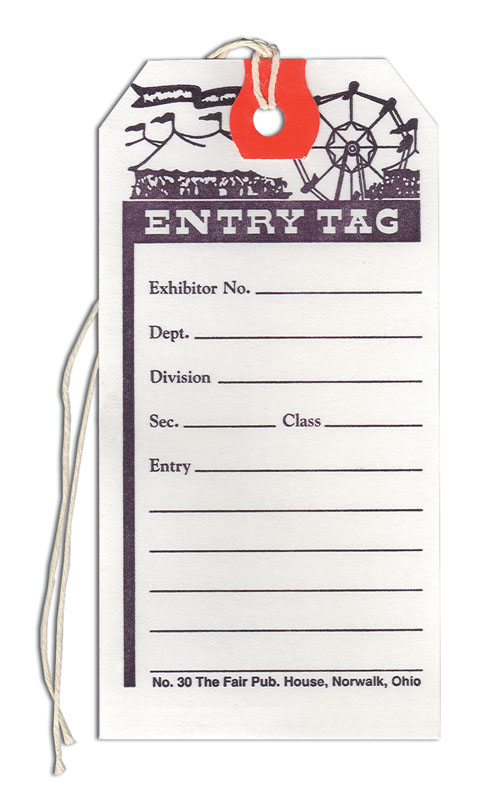 #30 - Entry Tag