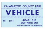 #358 - Auto Admission Sticker - Rectangle