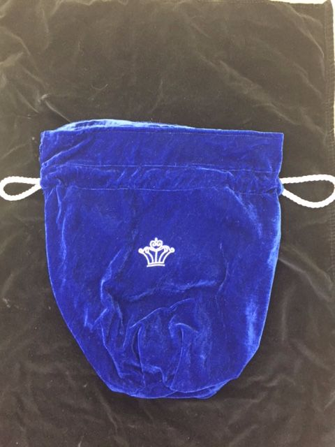 #1720 - Tiara/Crown Bag