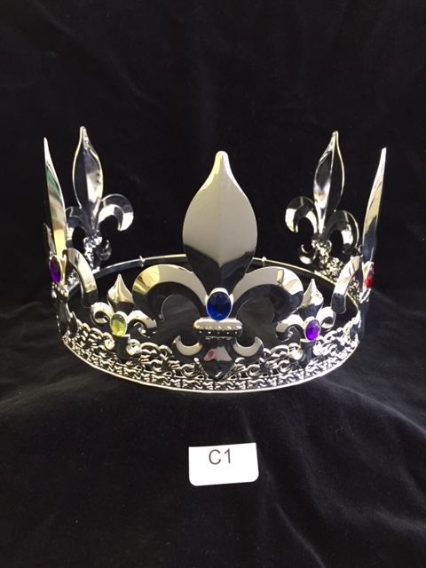 #1719 - Men's Crown 4-1/2